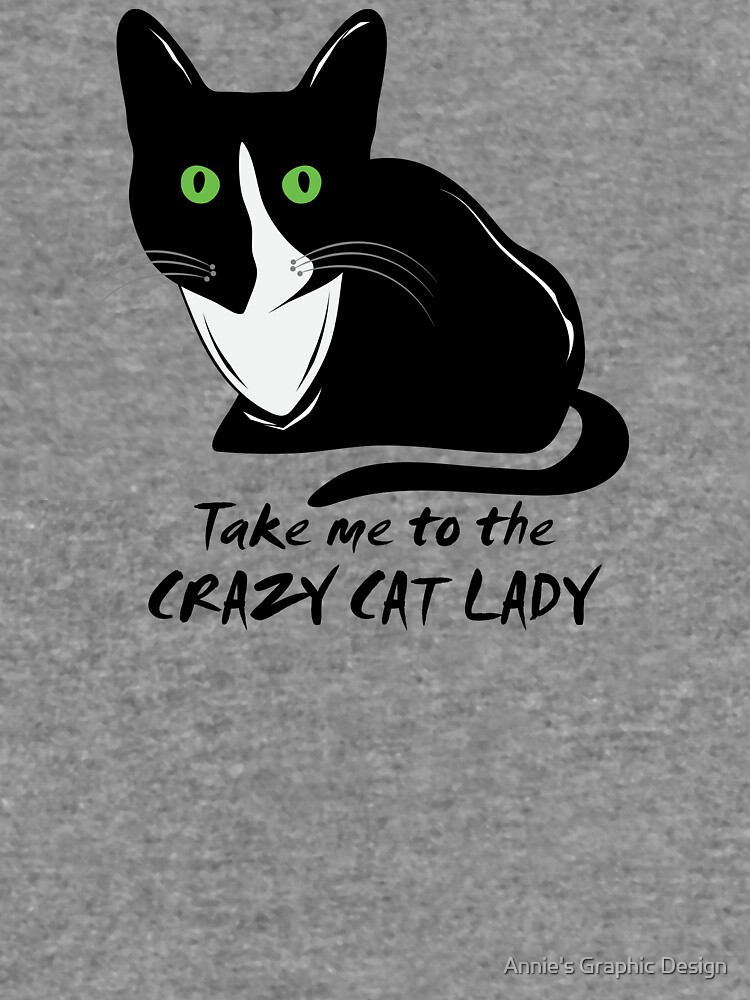 Take me to the Crazy Cat Lady by anniesdesign