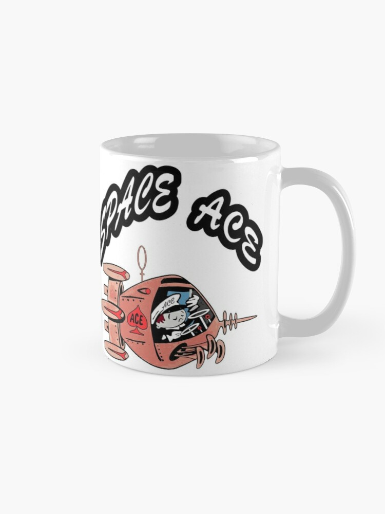 Alternate view of Space Ace , Squeek Delivers it All ! Mug