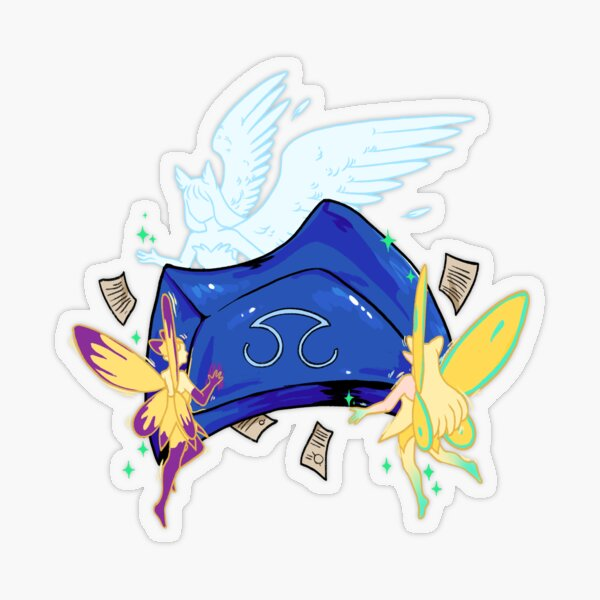 SCH Job Stone Sticker transparent