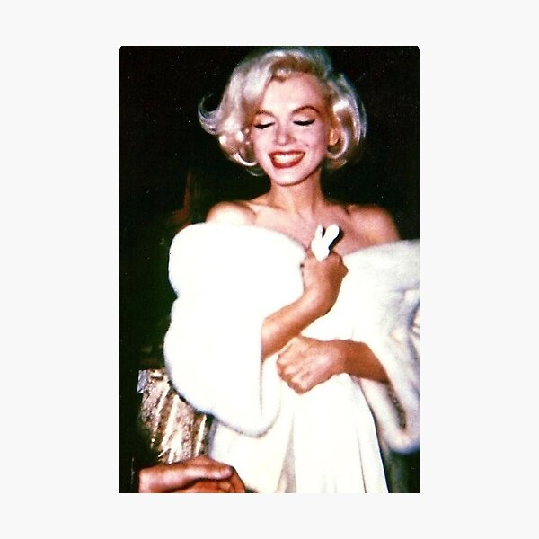 Marilyn Monroe : Candid Photographic Print