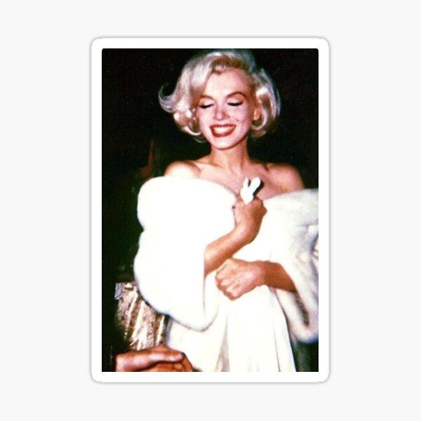 Marilyn Monroe: candide Sticker