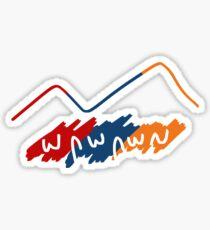 Mount Ararat Sticker