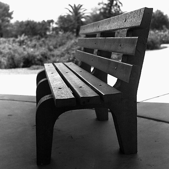Bench  by James2001