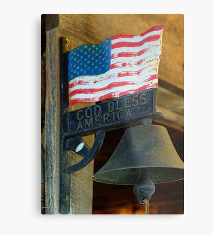 Ring the Bell Metal Print