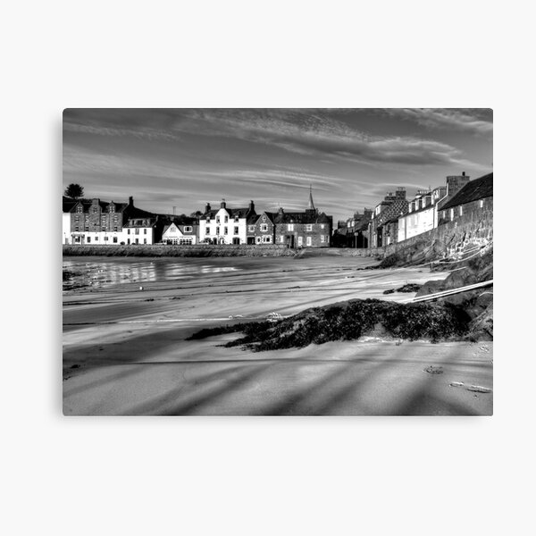Stonehaven Harbour Canvas Print