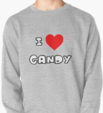 I Heart Candy Pullover