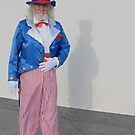 Uncle Sam at the JFK Library by SantaXmas