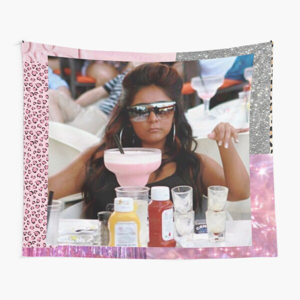 Snooki mood Tapestry