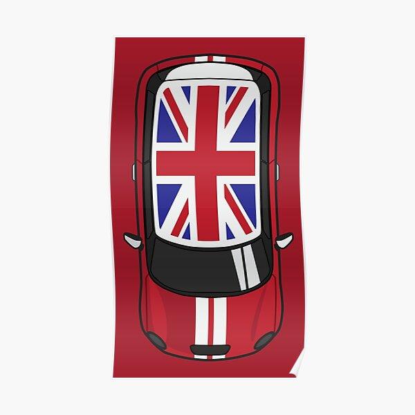 MINI COOPER - UK  Poster
