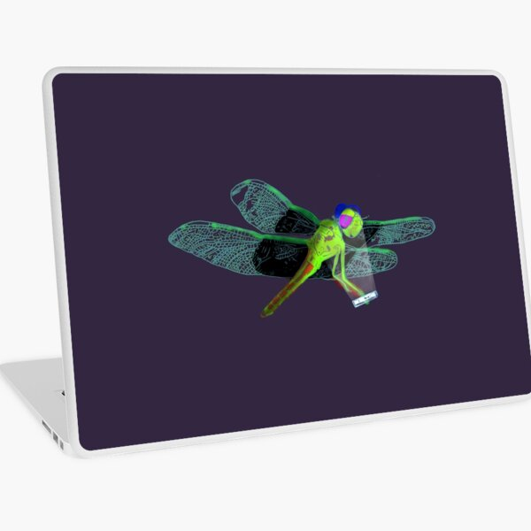 Millennial Dragon Fly Laptop Skin