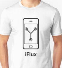 iFlux Black (large image) Unisex T-Shirt