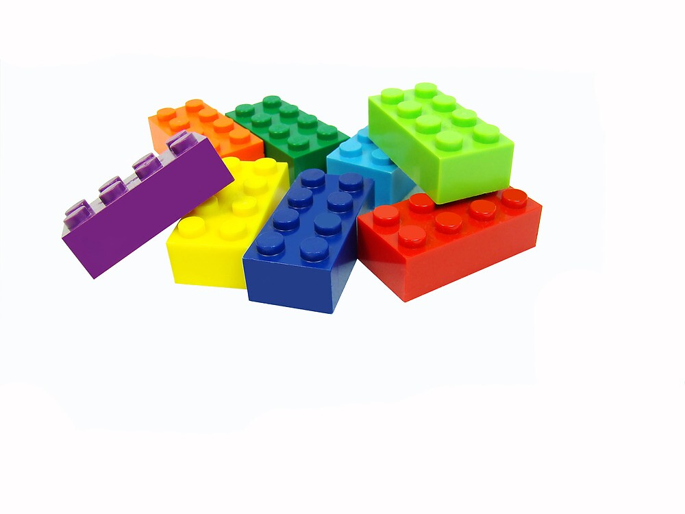 Building blocks. by FER737NG