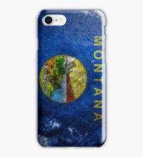 Montana Grunge iPhone Case/Skin