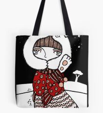 Lumi Olento (Speak no Evil) Tote Bag