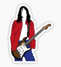 john frusciante Sticker