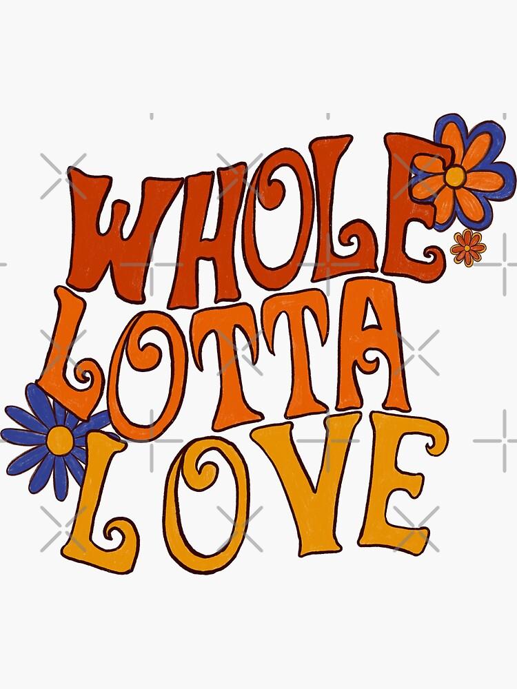 Whole lotta love by Sarahchanyeolli