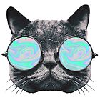 Cat Eye Hologram by Kt Farello Designs