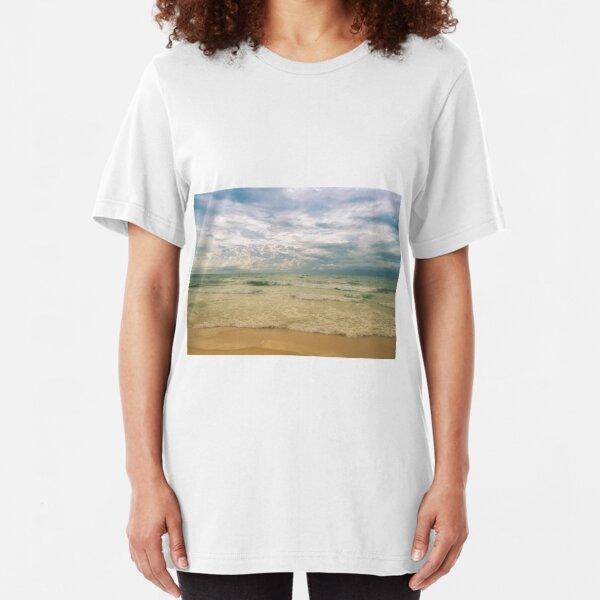 Summer Days Slim Fit T-Shirt