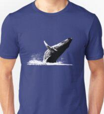Humpback Whale Breaching T-Shirt