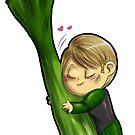Hannibal vegetables - Celery by Furiarossa