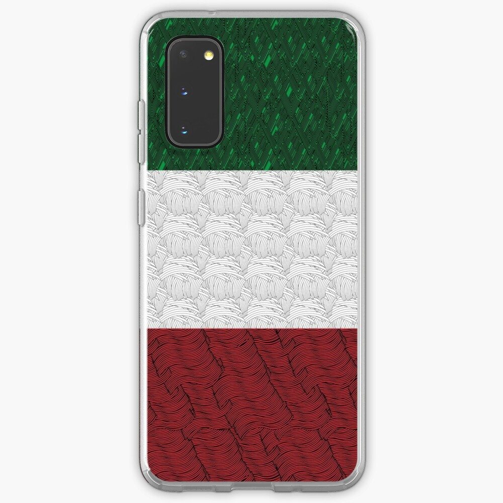 Flag of Italy  Case & Skin for Samsung Galaxy