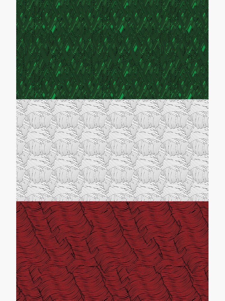 Flag of Italy  by CecelyBloom
