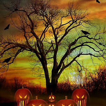 Halloween Night by lizard911