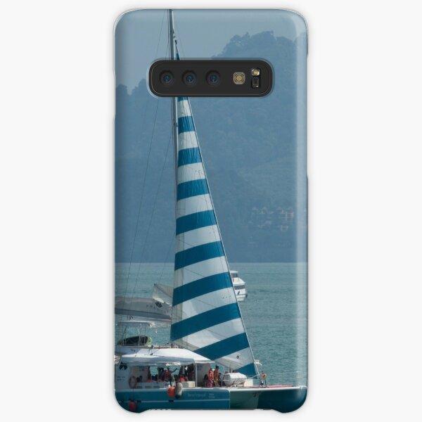 Sail Boat Samsung Galaxy Snap Case