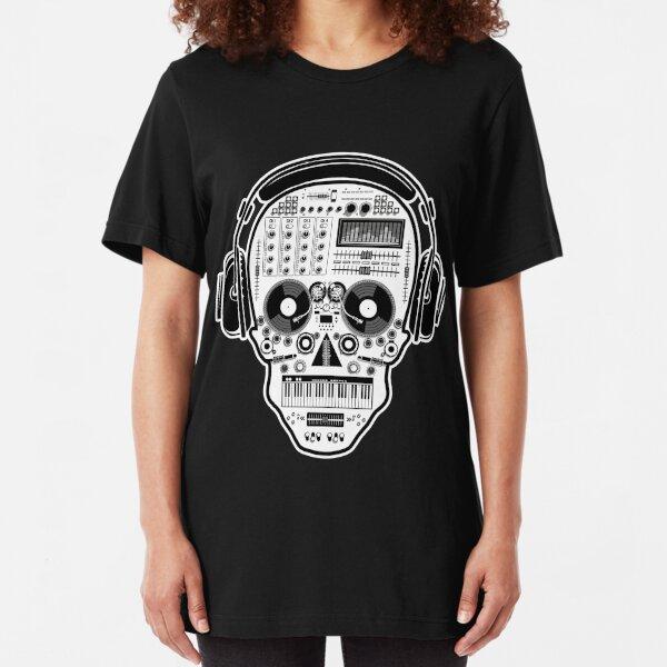 DJ Sugarskull Slim Fit T-Shirt
