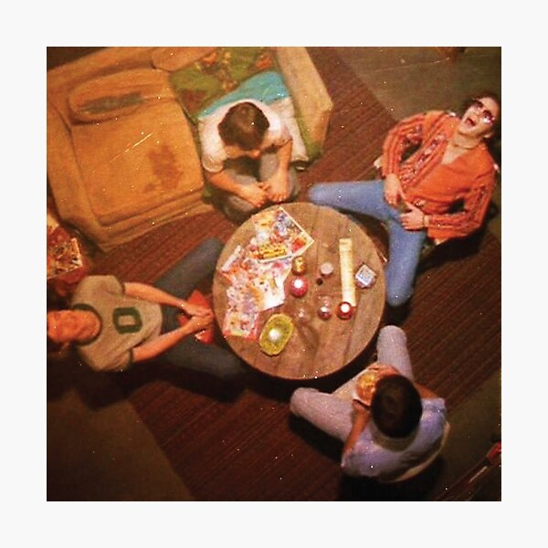 The Circle from That 70's Show Photographic Print