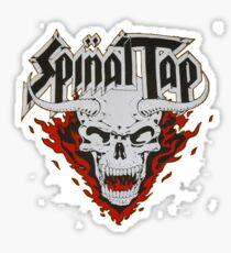 Spinal Tap Devil Sticker