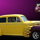 Ford Maroon and Yellow by TxGimGim