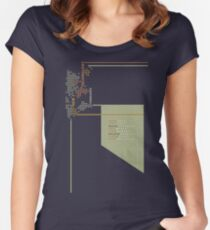 New Technology Commands Women's Fitted Scoop T-Shirt