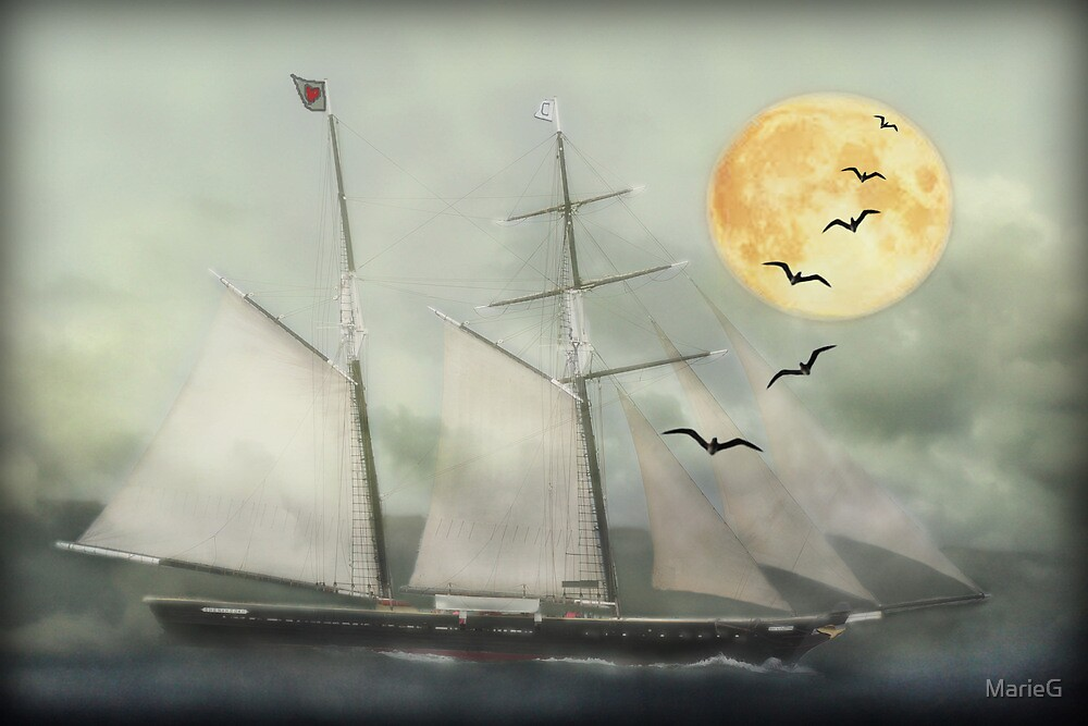 Ship of fools by MarieG