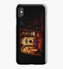 The barkeeper of Scabb Island iPhone Case/Skin