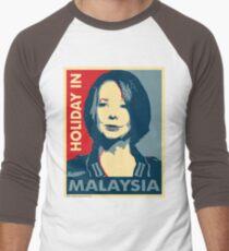 Julia - Holiday In Malaysia Men's Baseball ¾ T-Shirt