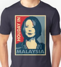 Julia - Holiday In Malaysia T-Shirt