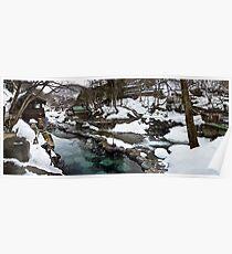 Takaragawa Onsen Hot Springs Poster