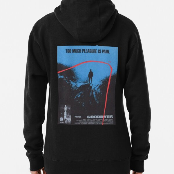 posty - GOODBYES album cover Pullover Hoodie