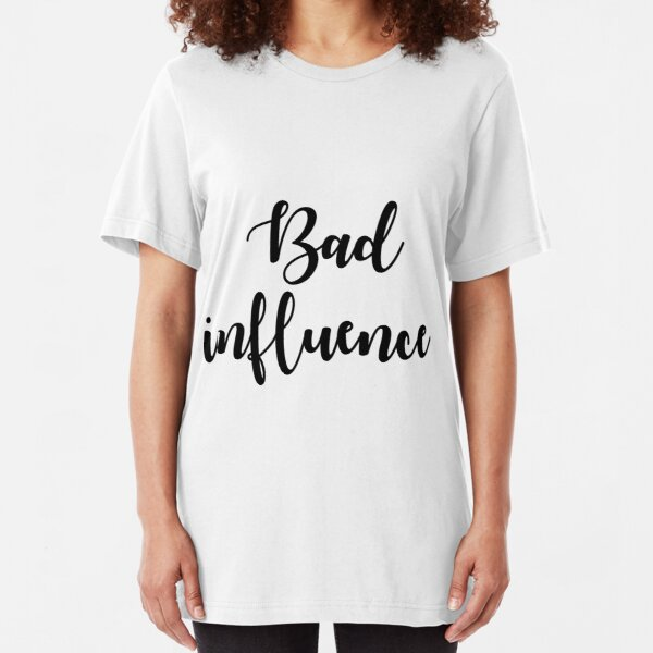 Bud influence Slim Fit T-Shirt