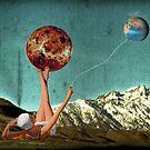 Balancing act by Susan Ringler