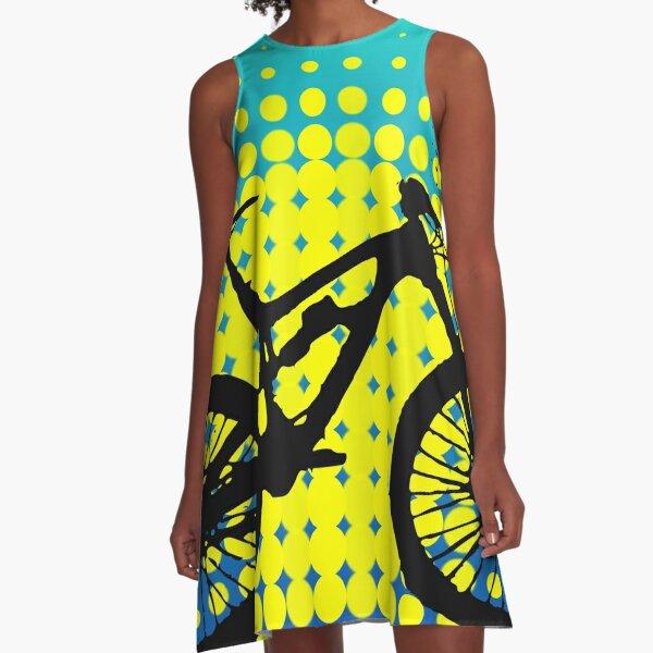 MTB POP A-Line Dress