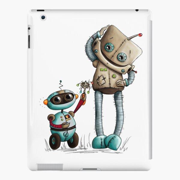 "Roboter ""beep beep"" / robot iPad – Leichte Hülle"