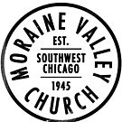 Moraine Valley Church - Vintage Circle by eLEkt