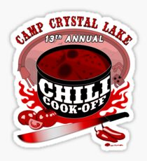 Crystal Cook-Off #13 Sticker