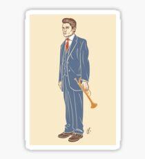 Chet Baker Sticker