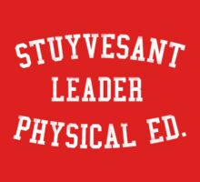 Stuyvesant Leader (Ad Rock)