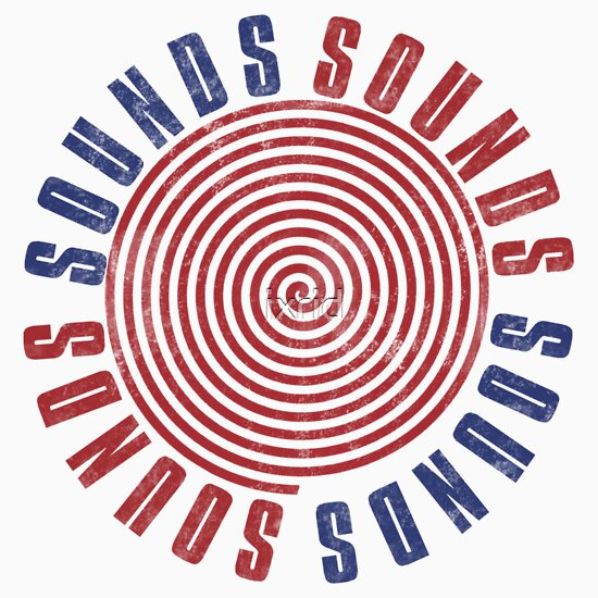 TShirtGifter presents: Sounds (Kurt Cobain)