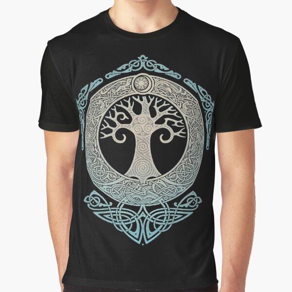 YGGDRASIL.TREE OF LIFE. Graphic T-Shirt