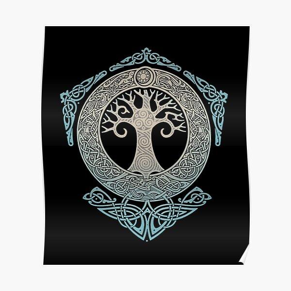 YGGDRASIL.TREE OF LIFE. Poster